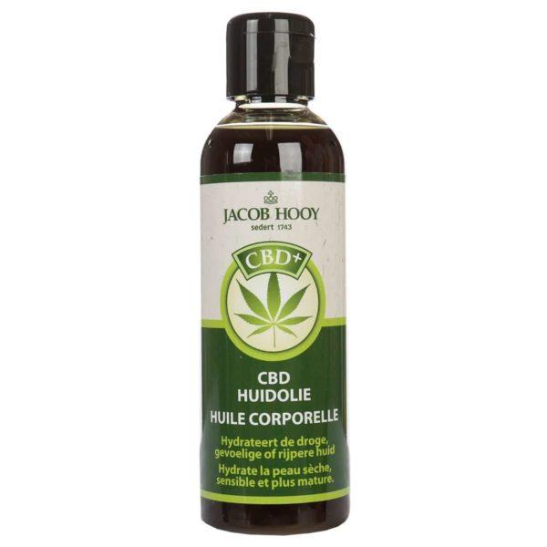 Product image of Jacob Hooy CBD Skin Oil