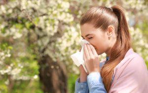 Reishi bij allergie