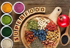 Kruiden en voedsel voor een gezonde lifestyle