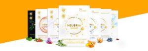 Assortiment Neubria nootropics