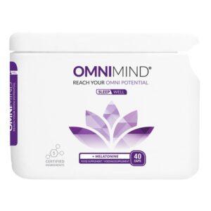 Pillen tegen slapeloosheid OmniMind