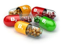 Suppletie van vitamines