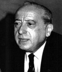 Roemeense neurofysioloog Corneliu E. Giurgea