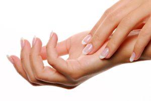 Herstelt en verzacht de handen