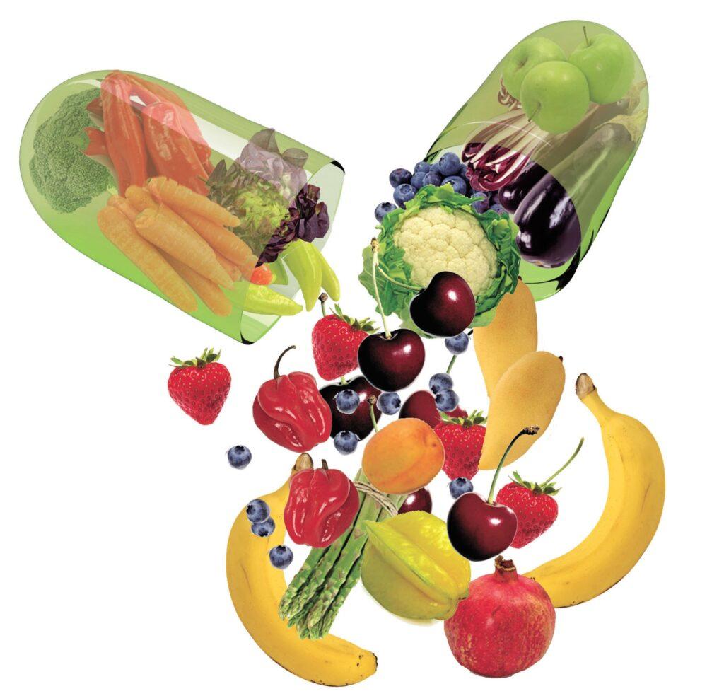 Essentiële en gezonde voedingsstoffen