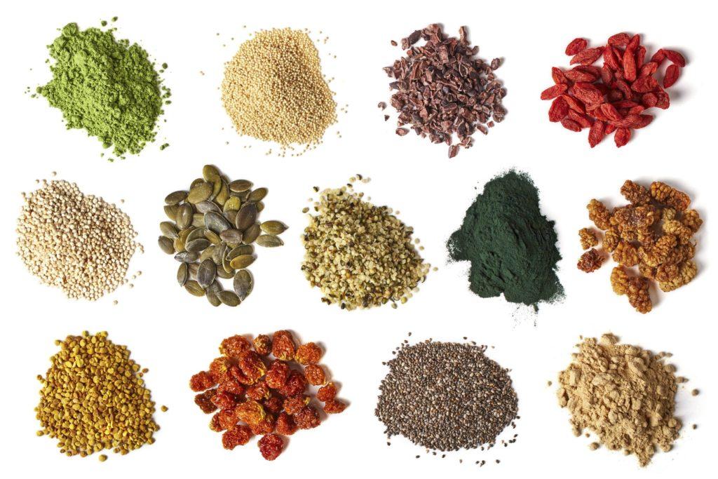 Hoog gehalte voedingsstoffen en antioxidanten