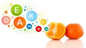Dagelijkse aanbevolen hoeveelheid micronutriënten